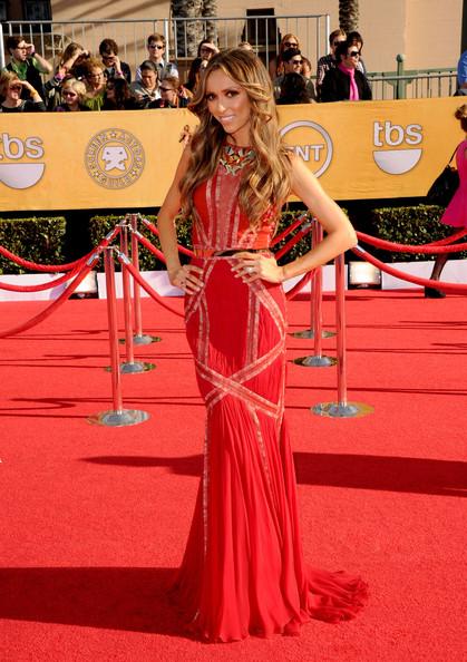 Красные платья 2014 (11)