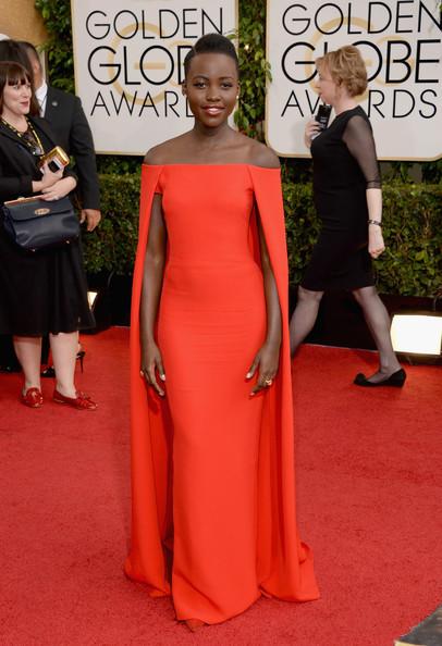 Красные платья 2014 (9)