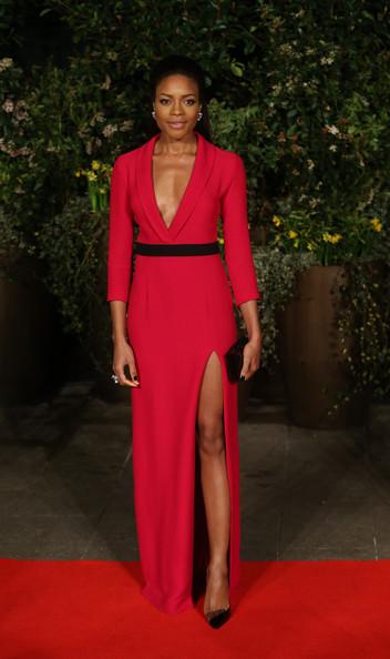 Красные платья 2014 (8)