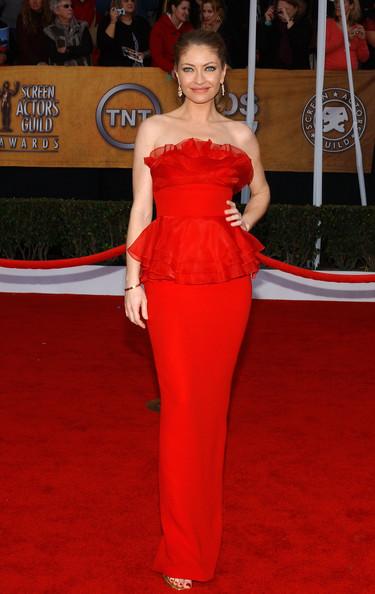Красные платья 2014 (5)