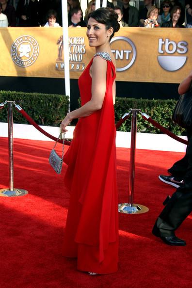 Красные платья 2014 (4)