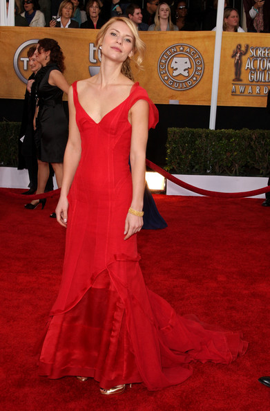 Красные платья 2014 (3)
