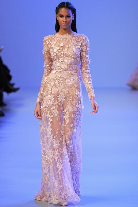 Шикарные платья 2014 (9)