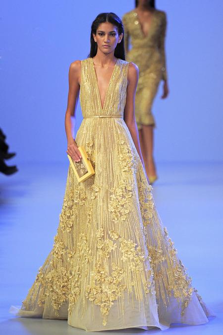 Шикарные платья 2014 (7)
