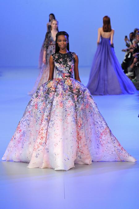 Шикарные платья 2014