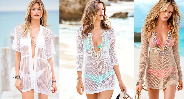 Пляжные платья 2014, фотоПляжные платья 2014, фото