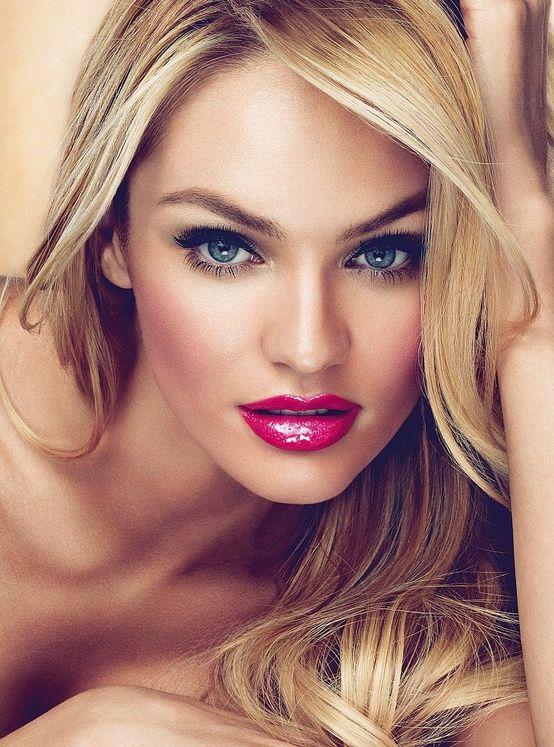 Цвет волос для светлых глаз