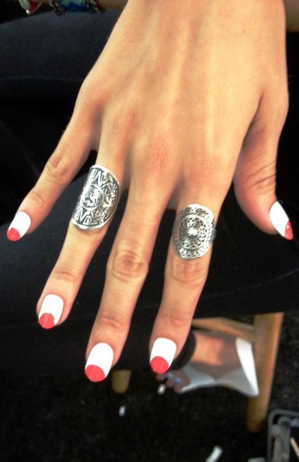 Дизайн ногтей осень 2014-2015 (4)