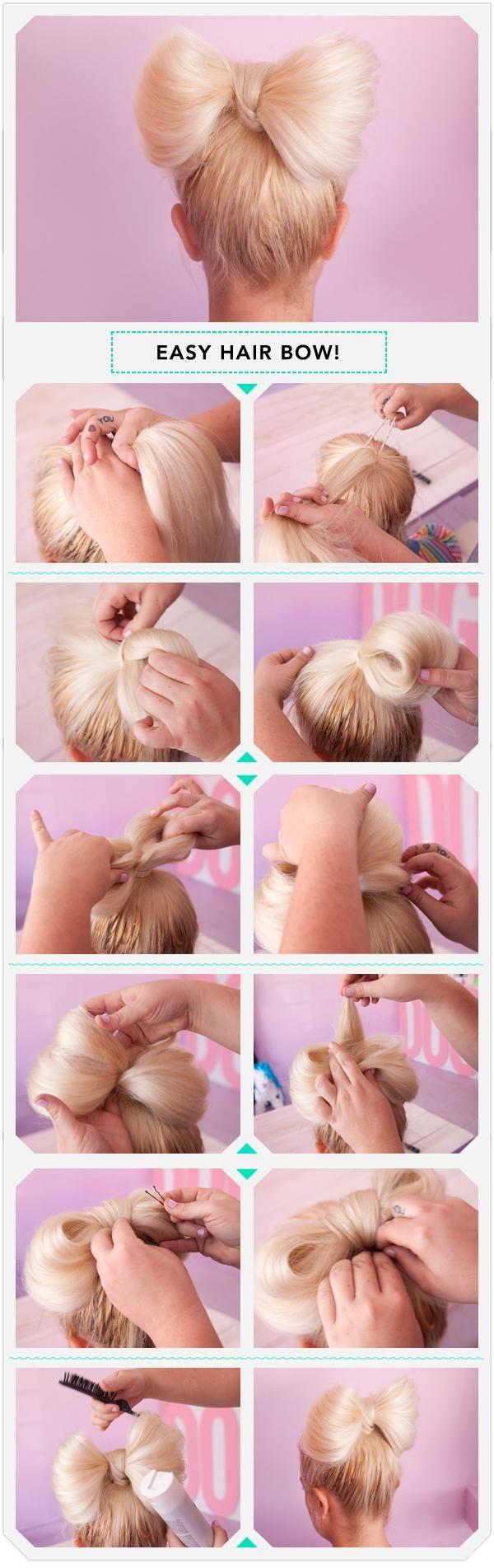 Прически на пышные волосы (6)