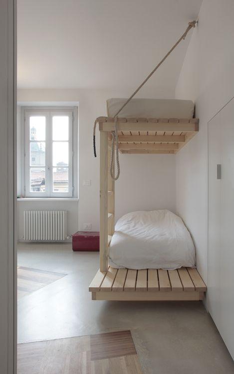 Двухъярусная кровать своими руками, фото и видео