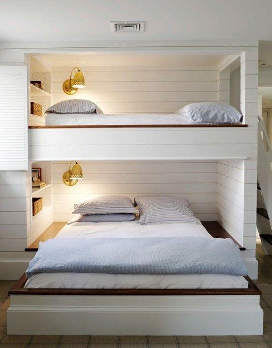Двухъярусная кровать своими руками, фото и видео (8)