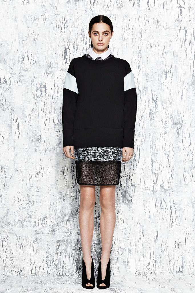 Вечерние новогодние платья 2015 (2)