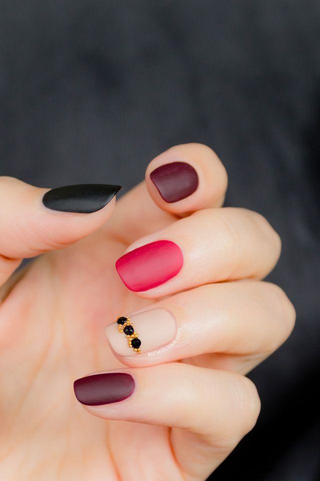 Модные ногти 2015