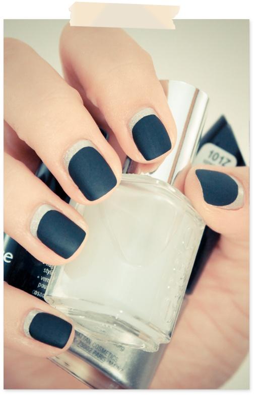 Дизайн ногтей закругленной формы 72