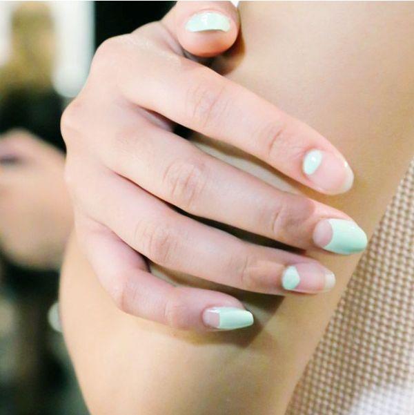 Дизайн ногтей лето 2015 (9)