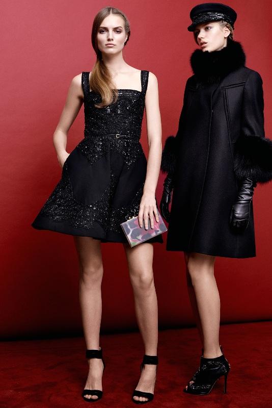 Черное платье 2015 (5)