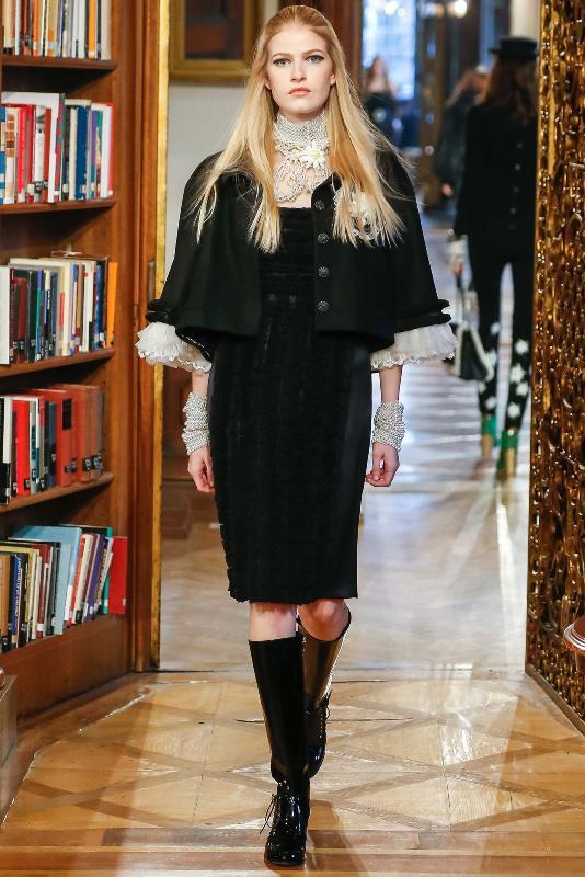 Черное платье 2015 (4)