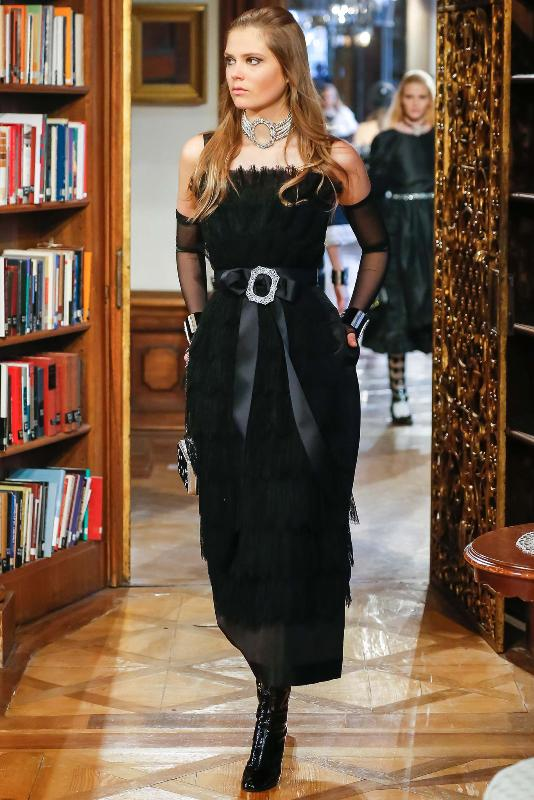Черное платье 2015 (3)
