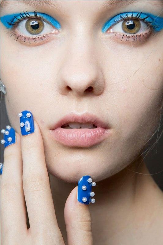 Дизайн ногтей весна 2015 (12)