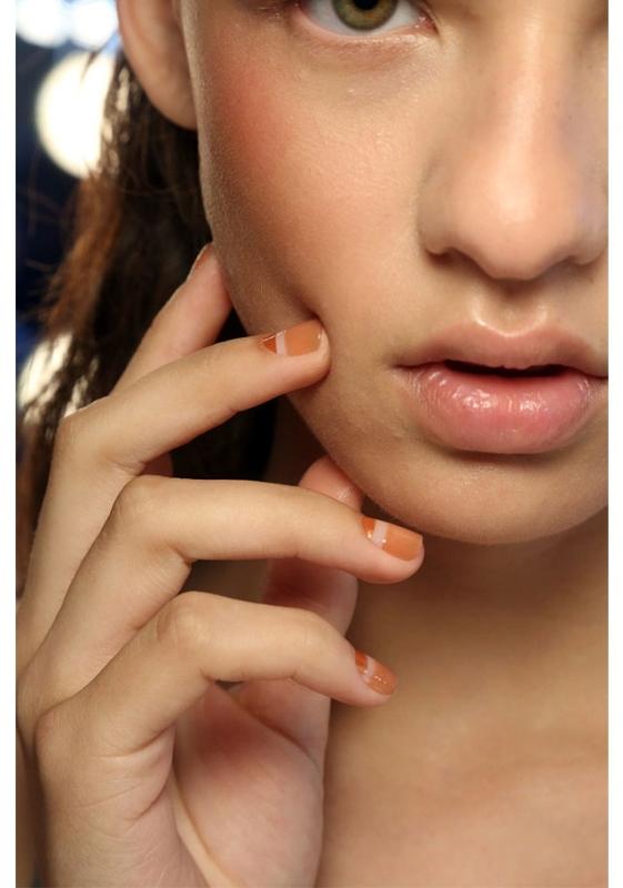 Дизайн ногтей весна 2015 (9)