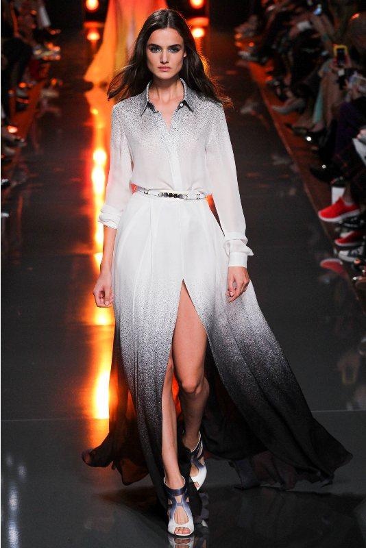 Платья в пол 2015: фото и новинки