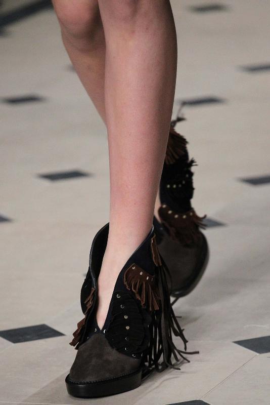Модные туфли осень 2015-2016