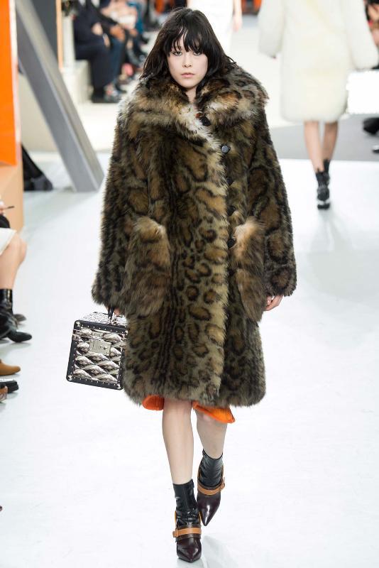 Тенденции моды зима 2016