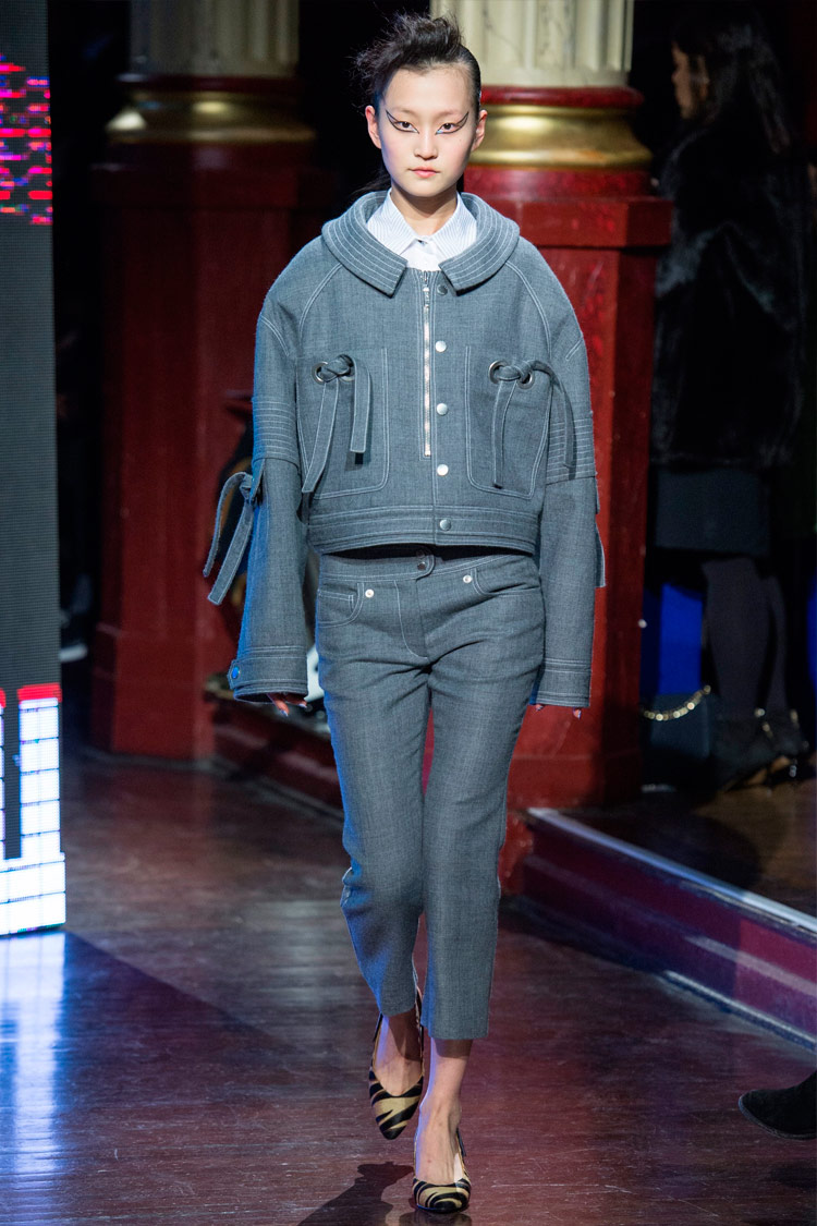 Модные тренды зима 2017