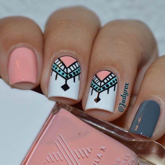 Дизайн ногтей 2018, фото
