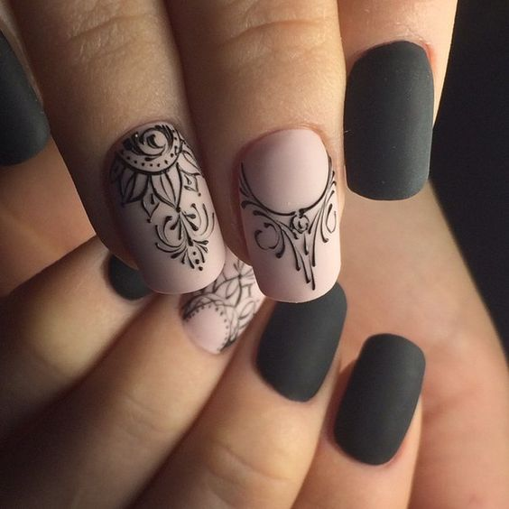Дизайн ногтей весна 2018 фото новинки