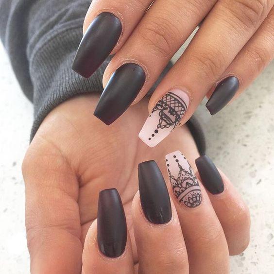 Дизайн ногтей 2018 фото