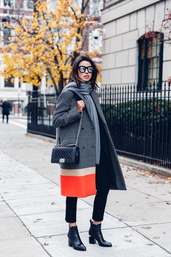 Модные пальто весна 2018 фото (26)