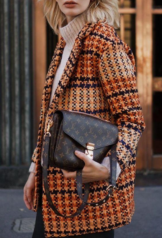 Модные пальто весна 2018 фото (40)
