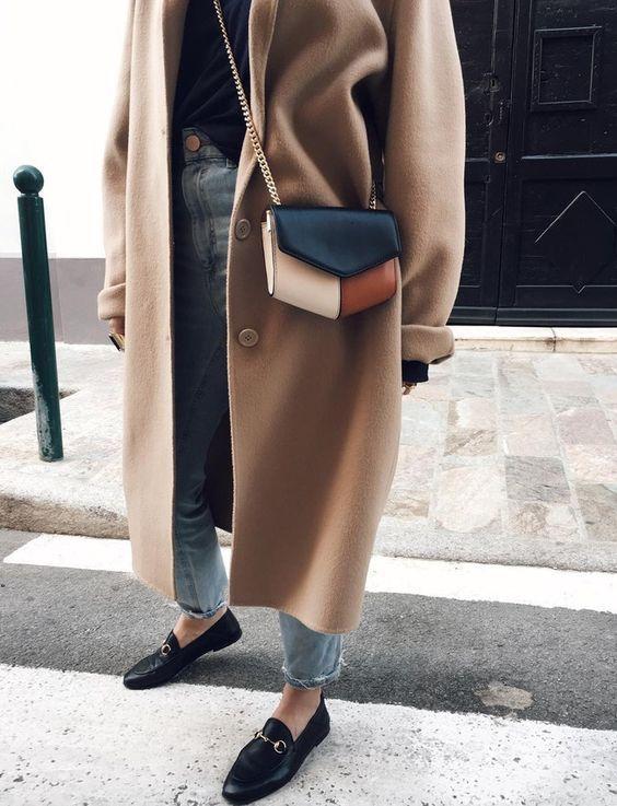 Модные пальто весна 2018 фото (22)