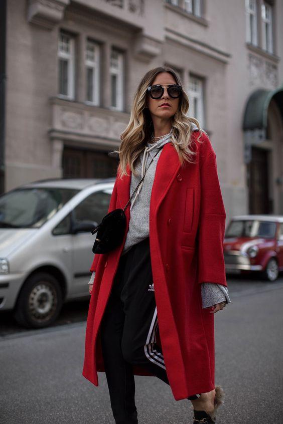 Модные пальто весна 2018 фото (23)