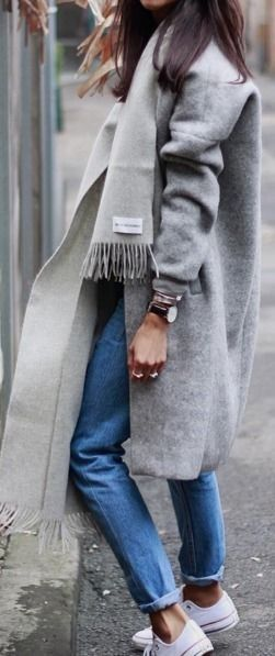 Модные пальто весна 2018 фото (19)
