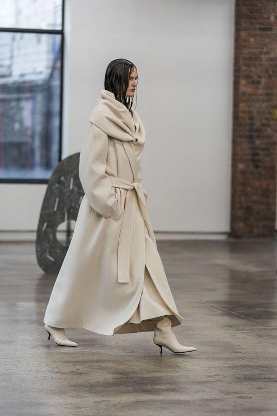 Модные пальто весна 2018 фото (28)