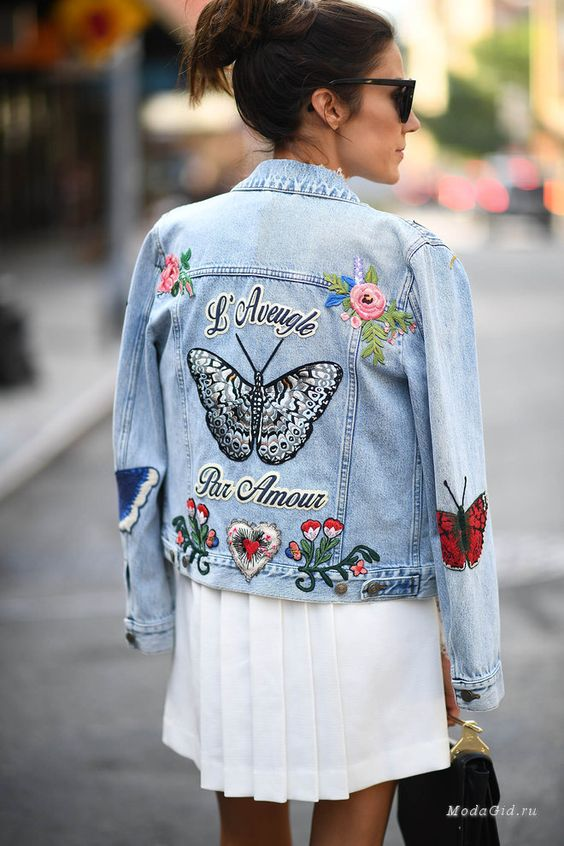 Куртки весна 2018 женские, фото (31)