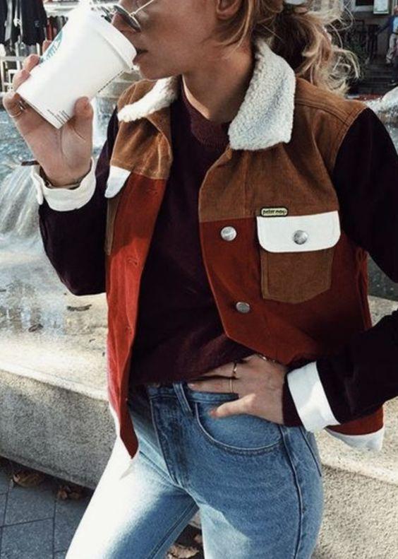Куртки весна 2018 женские, фото (26)