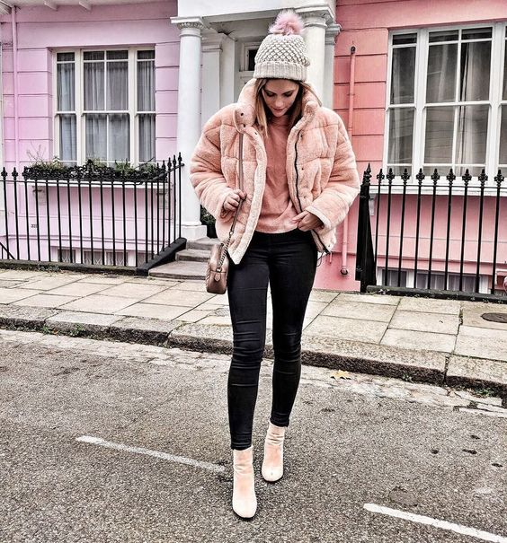 Куртки весна 2018 женские, фото (25)
