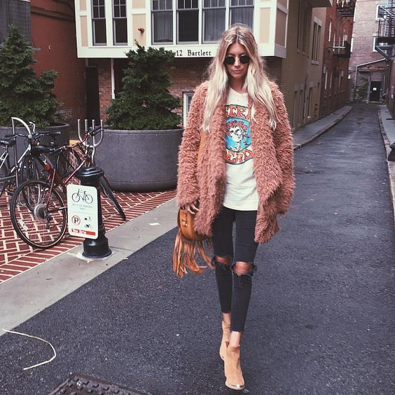 Куртки весна 2018 женские, фото (24)