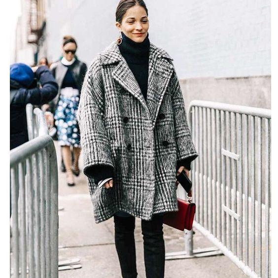 Модные пальто весна 2018 фото (31)