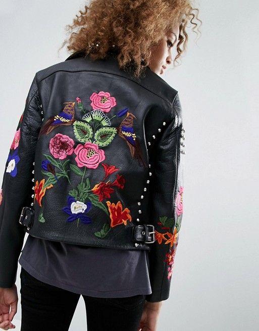 Куртки весна 2018 женские, фото (11)