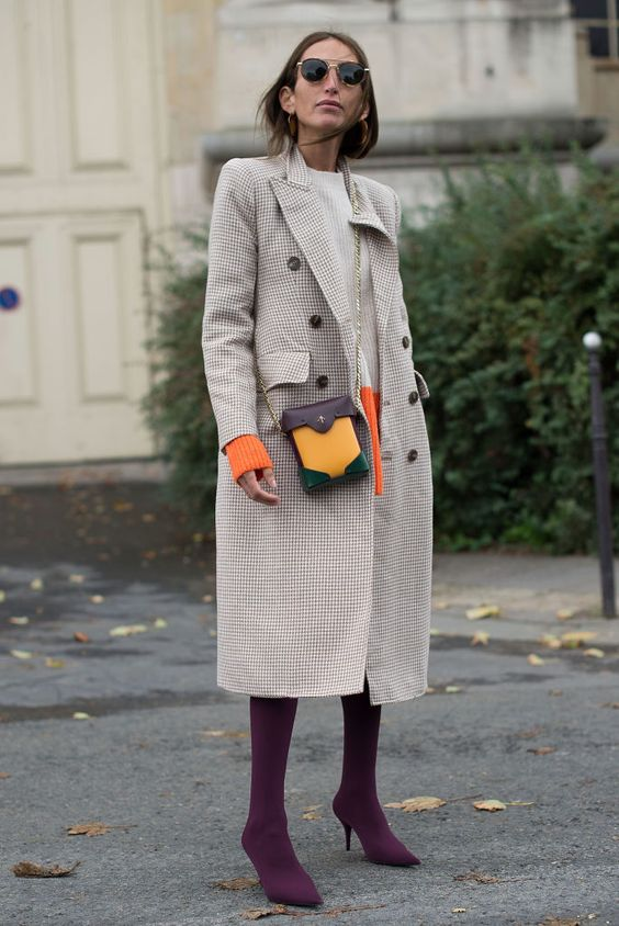Модные пальто весна 2018 фото (17)
