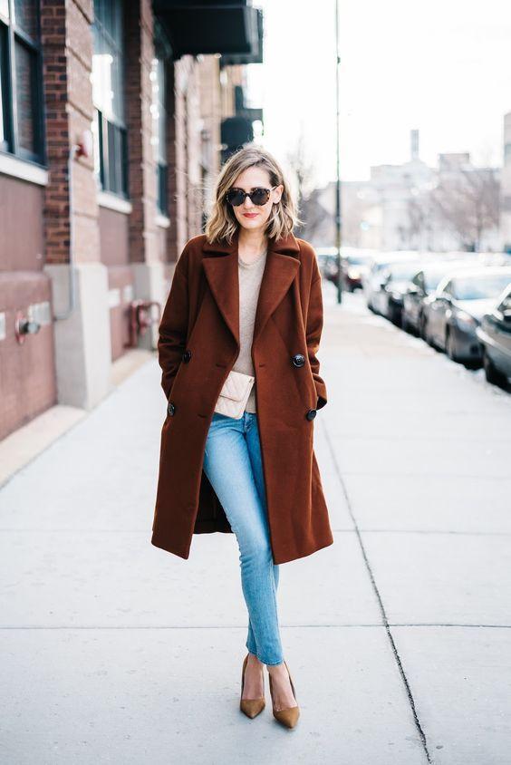 Модные пальто весна 2018 фото (8)