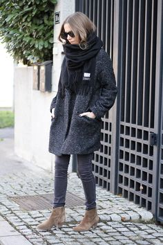 Модные пальто весна 2018 фото (6)