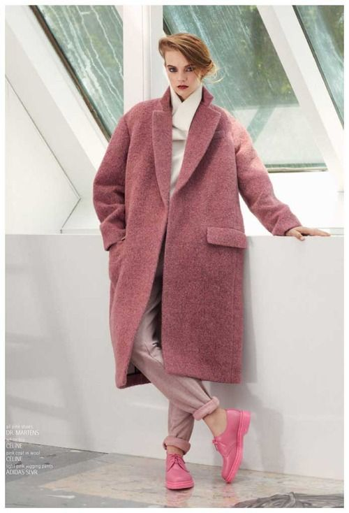 Модные пальто весна 2018 фото (2)