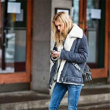 Куртки весна 2018 женские, фото (2)