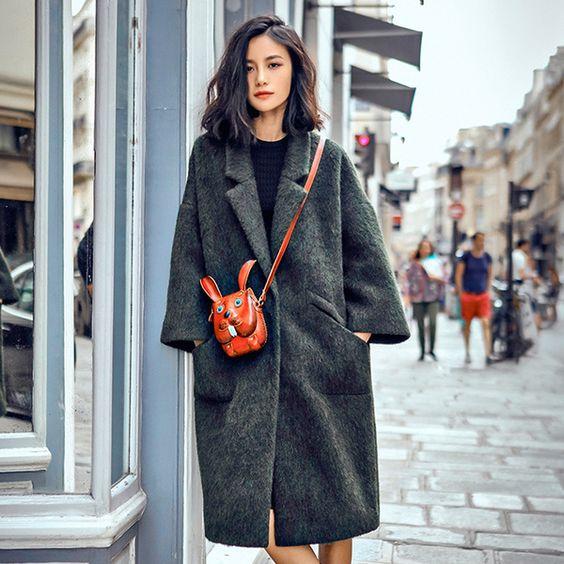 Модные пальто весна 2018 фото (1)