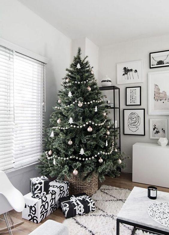 Как украсить ёлку к Новому году 2019? (9)